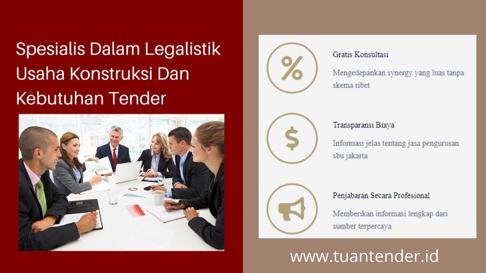 Jasa Pengurusan Badan Usaha di Sale Rembang Berpengalaman